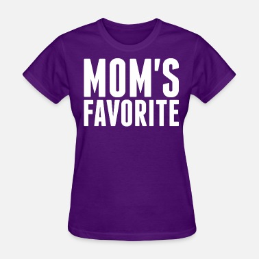 Moms Favorite Moms Favorite - Women's T-Shirt