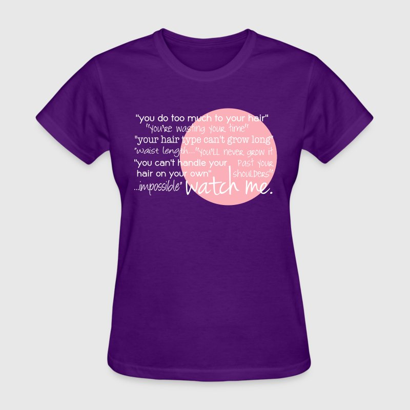 Length Check Graphic - Women's T-Shirt