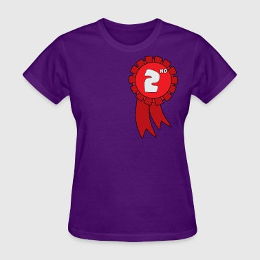 second_place_ribbon - Women's T-Shirt