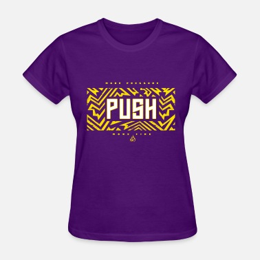 Clc CLC Push_Fire InspirVation Fitness Shirt - Women's T-Shirt