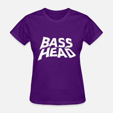 Dubstepgutter basshead - Women's T-Shirt