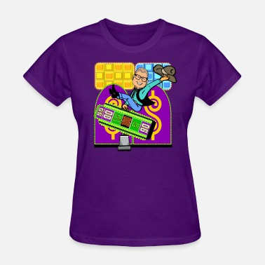 Right TV Game Show Contestant - TPIR (The Price Is...) - Women's T-Shirt