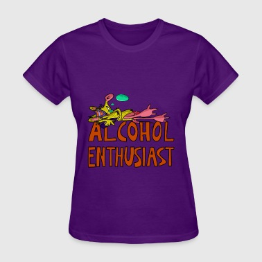 Alcohol Enthusiast - Women's T-Shirt
