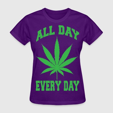 All Day Everyday - Women's T-Shirt