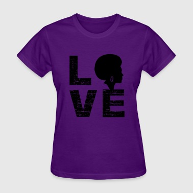 Melanin Black Girl - Women's T-Shirt