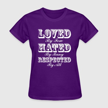 LOVED BY FEW - Women's T-Shirt