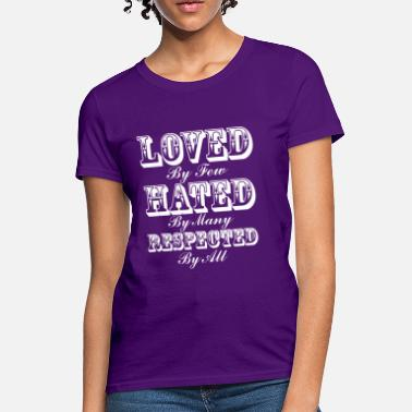 Loved LOVED BY FEW - Women's T-Shirt