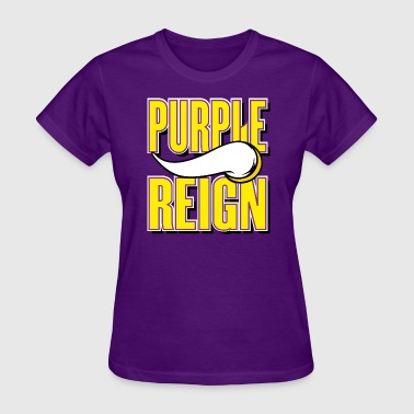 Purple Reign - Women's T-Shirt