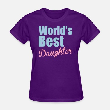 Cute Daughter Daughter - Women's T-Shirt