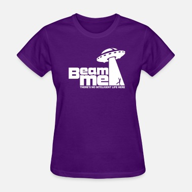 Beam Me Up Scotty Beam me up 2.2 - Women's T-Shirt