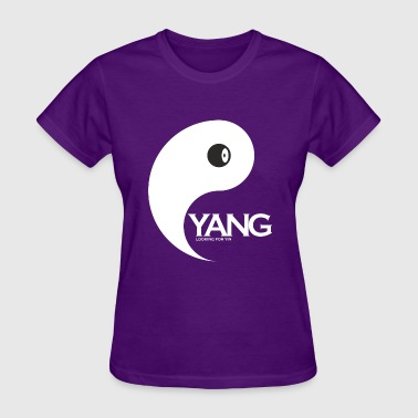 Partner Look YANG looking for YIN, where is my partner - Women's T-Shirt