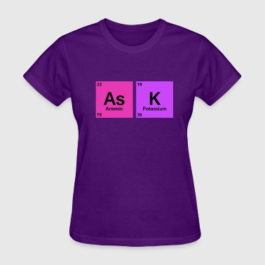 ask - Women's T-Shirt