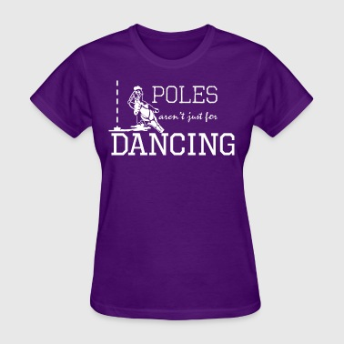 Poles Are Not Just - Women's T-Shirt
