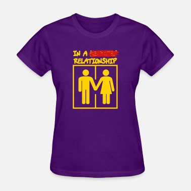 Relationship In A Relationship - Women's T-Shirt