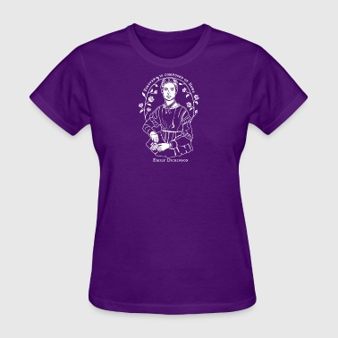 Emily Dickinson - Women's T-Shirt