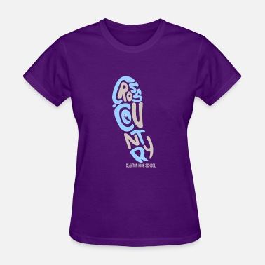 Clayton CLAYTON HIGH SCHOOL - Women's T-Shirt