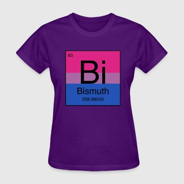 Bismuth Pride - Women's T-Shirt