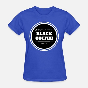 Issa Rae Black Coffee iloveimg cropped - Women's T-Shirt