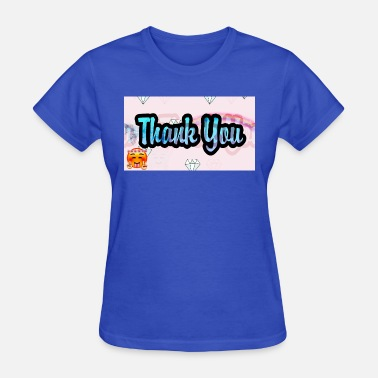 Thank You Message THANK YOU - CONVERSATION | FPP - Women's T-Shirt