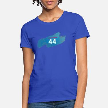 Number 44 Lucky Number 44 - Women's T-Shirt