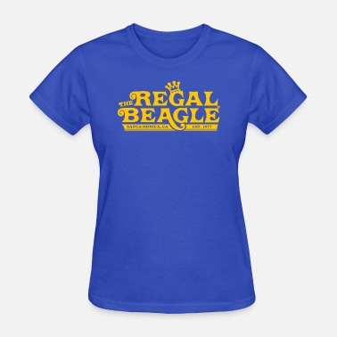 The Regal Beagle The Regal Beagle - Women's T-Shirt