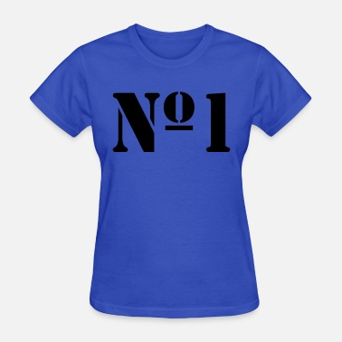 No1 2541614 15062640 no1 - Women's T-Shirt