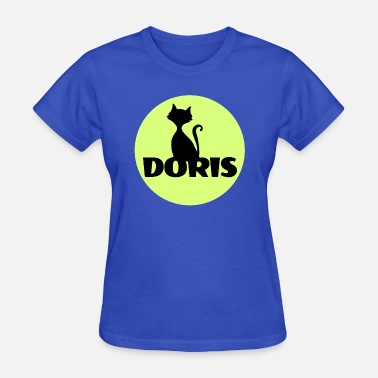 Doris Day Doris first name - Women's T-Shirt