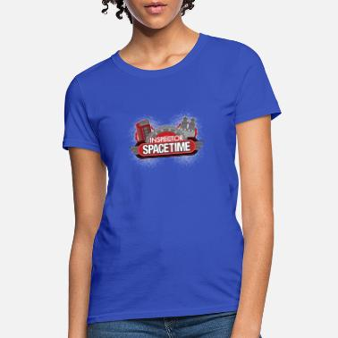 Greendale Community Inspector Spacetime Blogon Edition - Women's T-Shirt