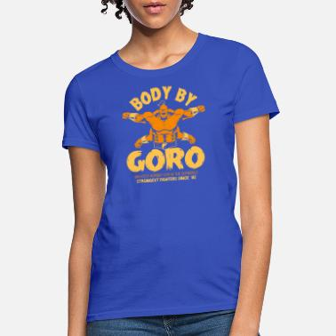 Goro Body By Goro - Women's T-Shirt