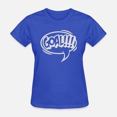 Goal Wall goal - Women's T-Shirt