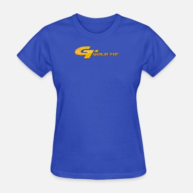 Black Tip Gold Tip Hunting Arrows Hunting - Women's T-Shirt