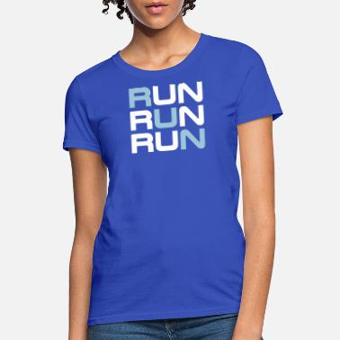 Cross Country RUN - Women's T-Shirt