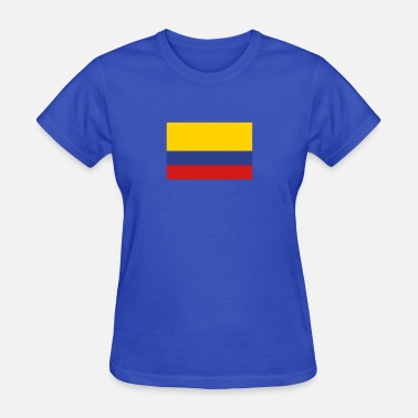 Cocaine Cycling National Flag Of Colombia - Women's T-Shirt