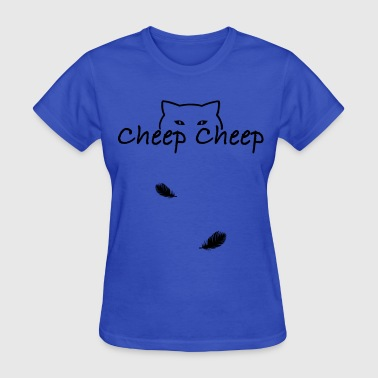 Cheep Cheep of Solumbum Sportswear - Women's T-Shirt