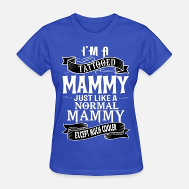 Mammy TATTOOED MAMMY - Women's T-Shirt
