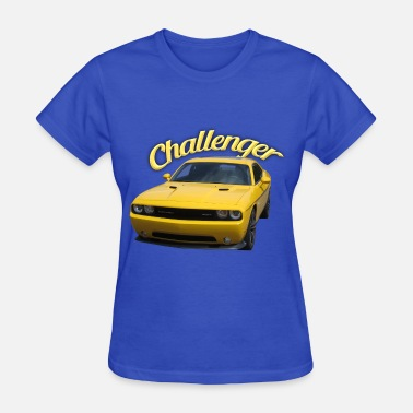 Challenger Challenger with Text - Women's T-Shirt