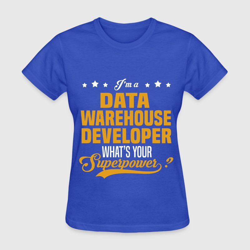 Data Warehouse Developer by bushking | Spreadshirt