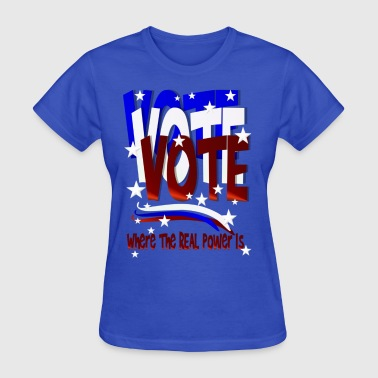 VOTE! - Women's T-Shirt