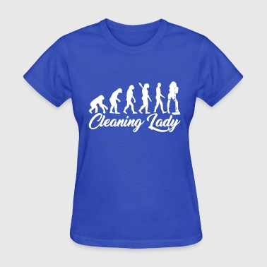 Cleaning lady - Women's T-Shirt
