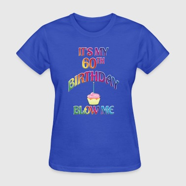 60th Birthday - Women's T-Shirt