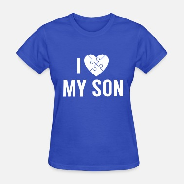 Shop Love Love My Sons TShirts Online Spreadshirt New I Love My Sons Images