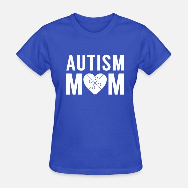 Autism Moms Autism Mom - Women's T-Shirt