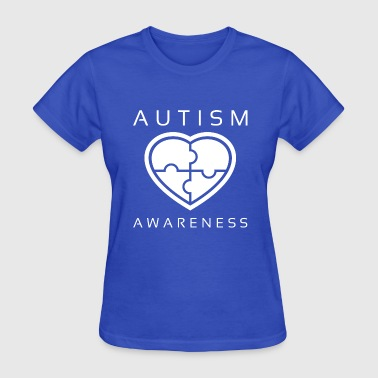 Day Autism Awareness - Women's T-Shirt
