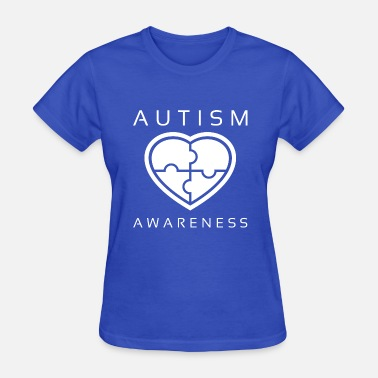 World Autism Awareness Day Autism Awareness - Women's T-Shirt