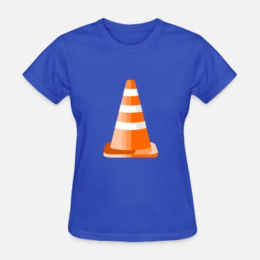 Traffic Cone Safety Road Cone - Women's T-Shirt