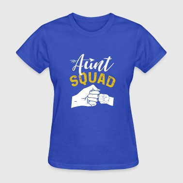 Auntie Squad Gifts - Women's T-Shirt