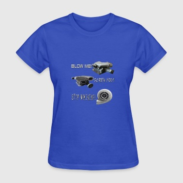 Forced Induction - Women's T-Shirt