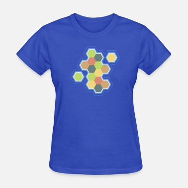 Catan Games Settlers of Catan - Women's T-Shirt