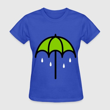 Umbrella Filled - Women's T-Shirt