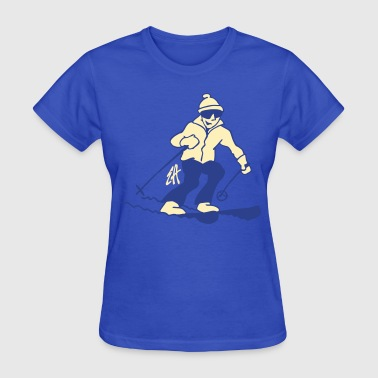 Schi Ski - Women's T-Shirt